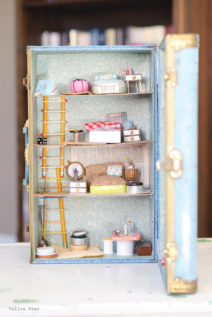 Found On Cath Kidston S Fb Page In Her Dream Room In A: Yellow Pear Blog: Our Very Own Borrower House: Summer