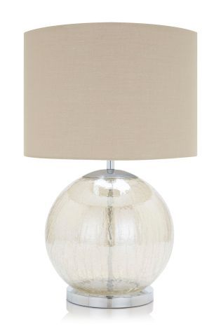 Buy mink crackle large table lamp from the next uk online shop buy mink crackle large table lamp from the next uk online shop aloadofball Image collections