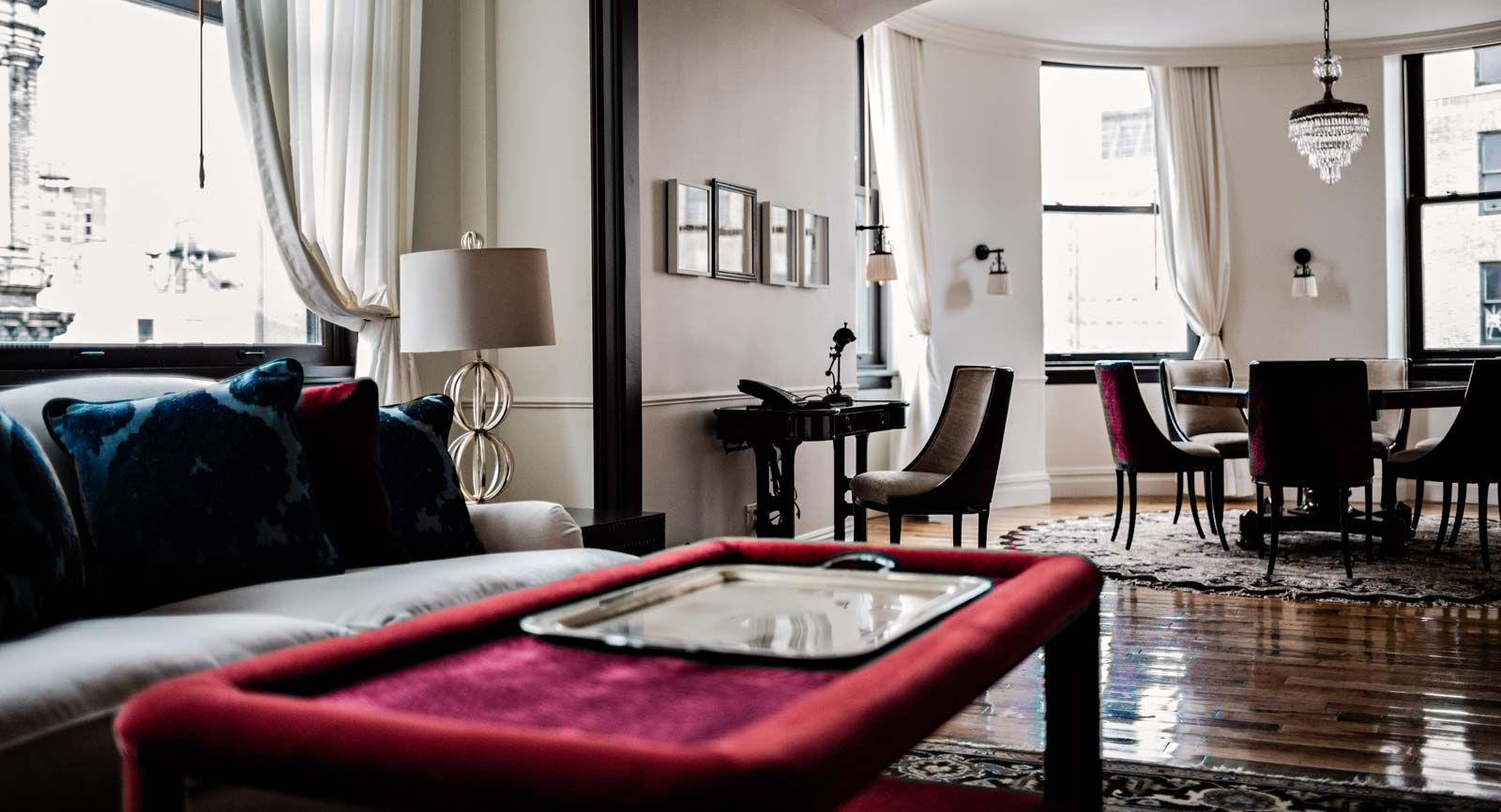 The Nomad Hotel New York City Luxury Hotels Midtown Manhattan