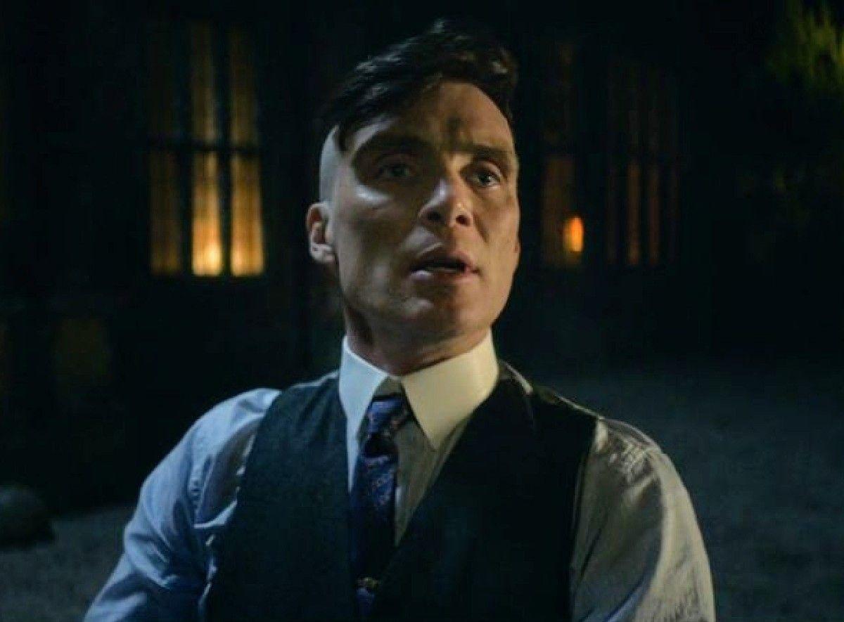 Cillian Murphy as Thomas Shelby in Peaky Blinders S5 ...