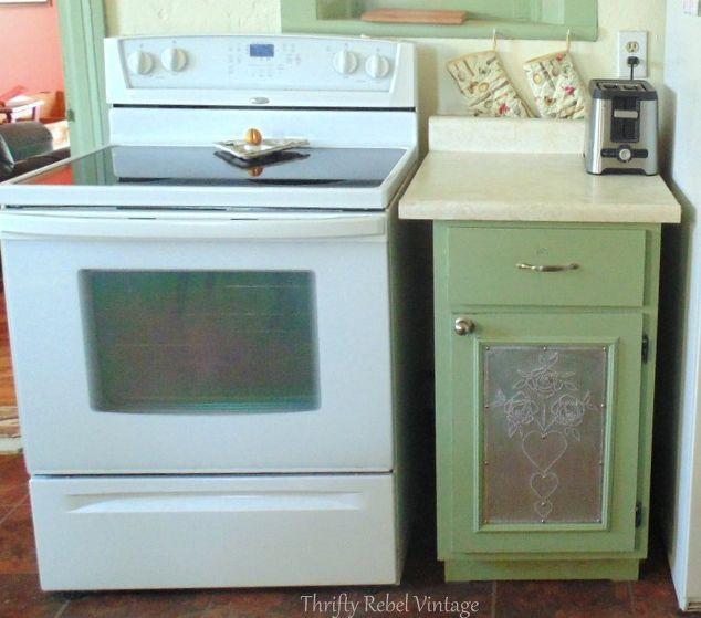 diy decoupaged kitchen counter recipe | Kitchen design diy ...