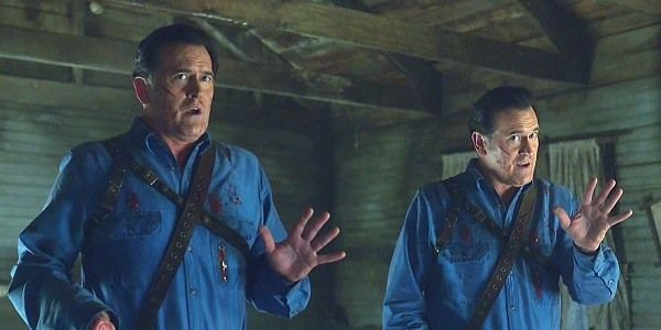 How Long Bruce Campbell Wants To Play Evil Dead S Ash Ash Evil Dead Evil Horror Movie Characters