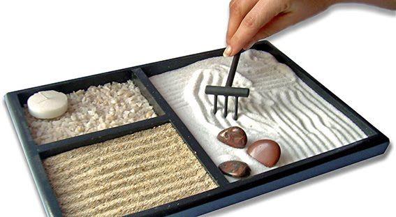Como hacer macetas de cemento concreto u hormig n oficinamedicina2017 miniature zen garden Arena jardin zen