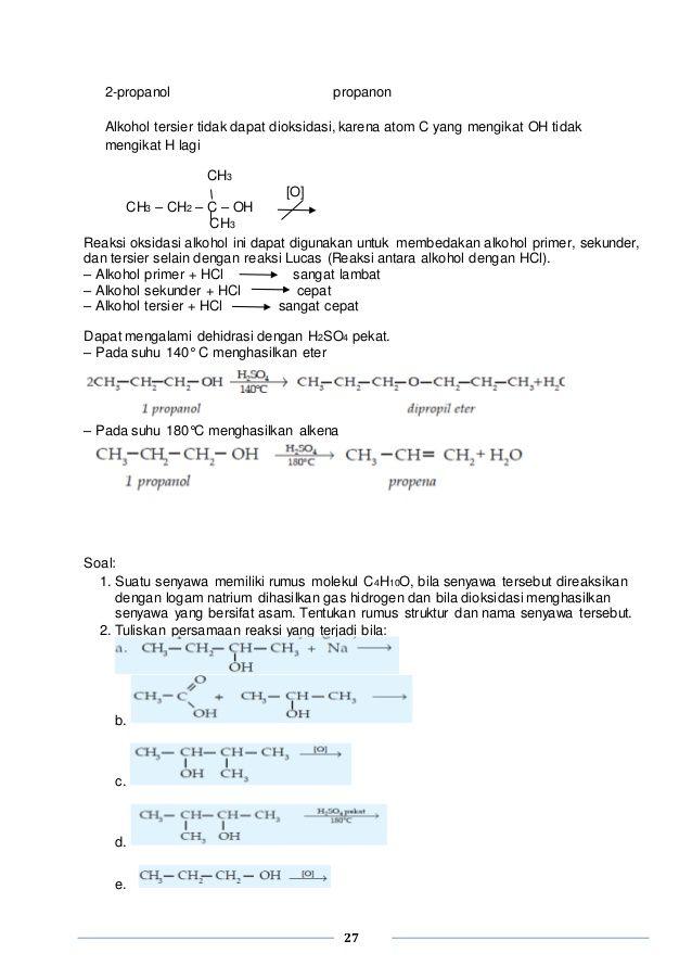 Free Employee Termination Form Sifat Sifat Senyawa Karbon  Materi Kimia  Pinterest