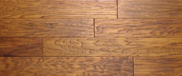 Carversville Hickory Flooring Engineered Hardwood Hardwood