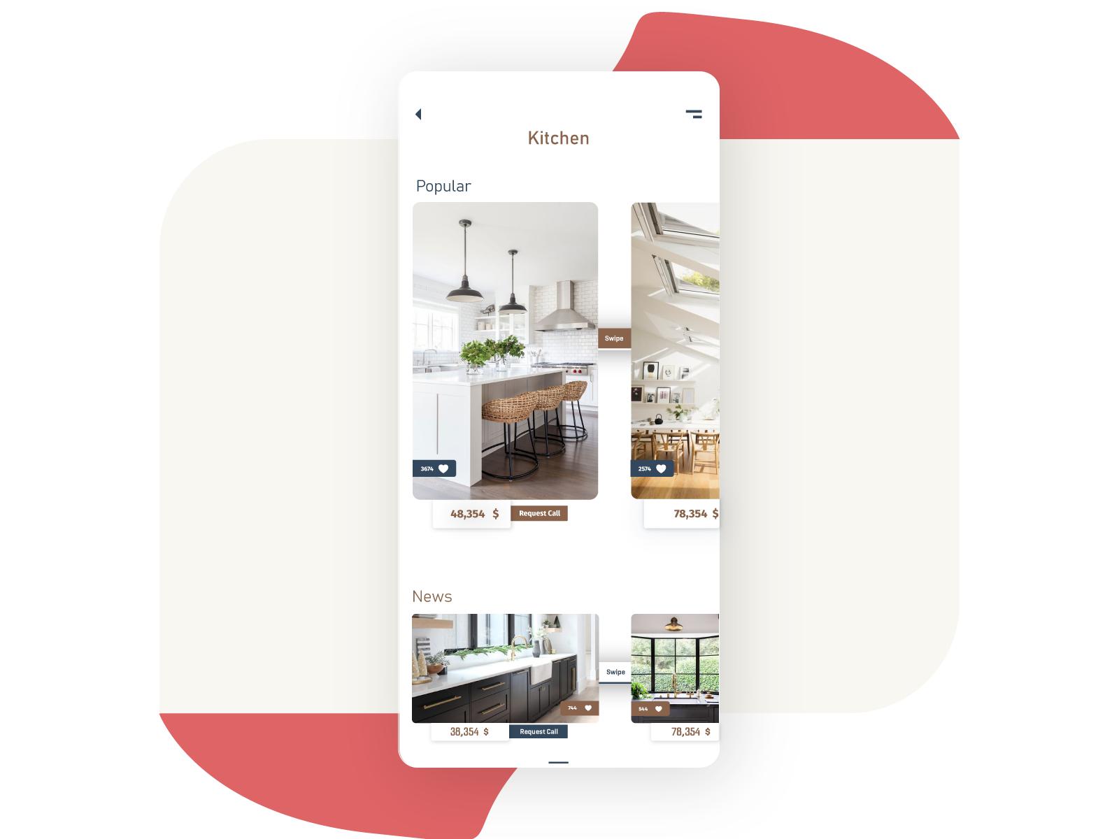 Modern kitchen App Kitchen app, Modern kitchen, Modern