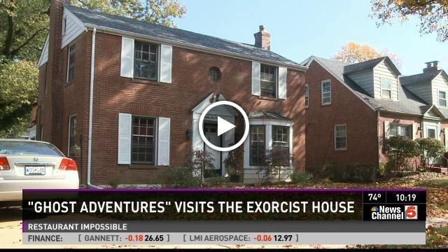 Exorcist House St Louis 28 Images The Exorcist House