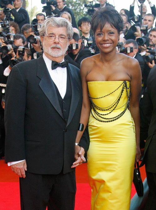 George Lucas se casa a los 69 años en su rancho Skywalker con Mellody Hobson #starwars