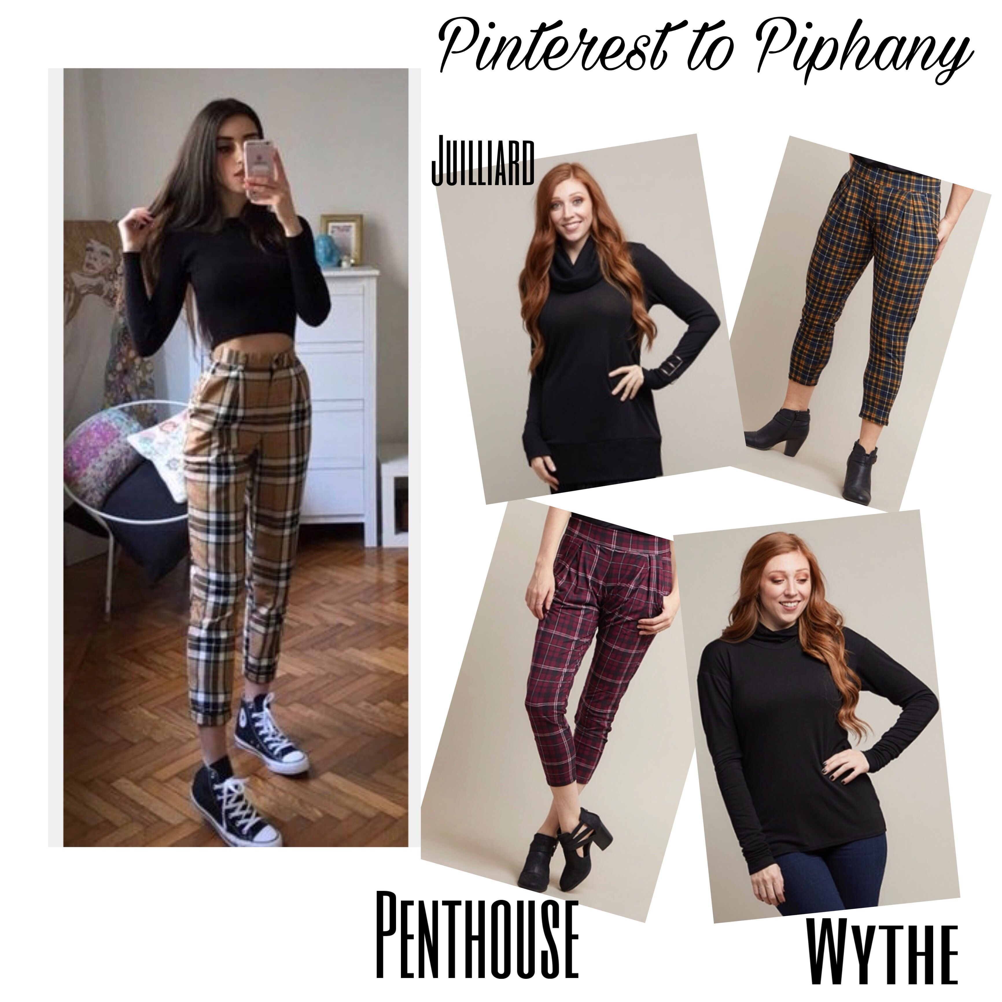 cb39cc509b342 Piphany Penthouse pant with either the Juilliard or the Wythe ...