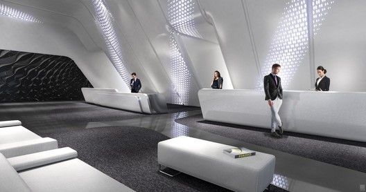 Gallery of Structural Design of Zaha Hadid\u0027s 1000 Museum Revealed in