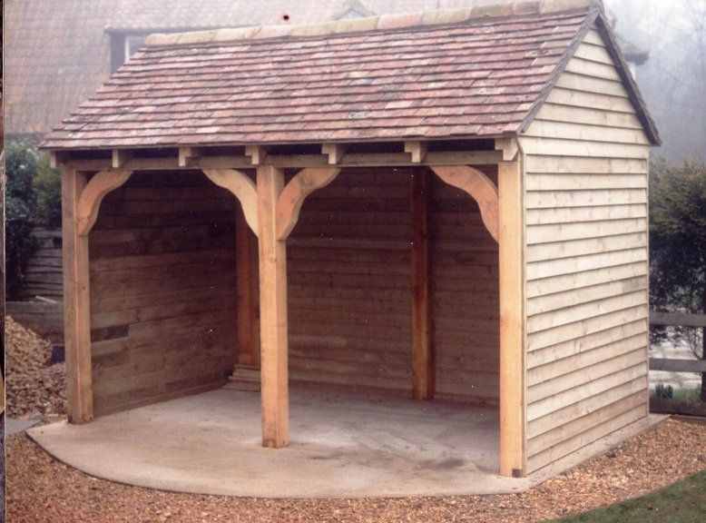 Woodshed I D Like To Build But I Would Replace Roof With