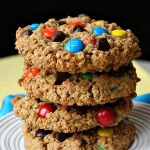 Monster Cookie de Avena!