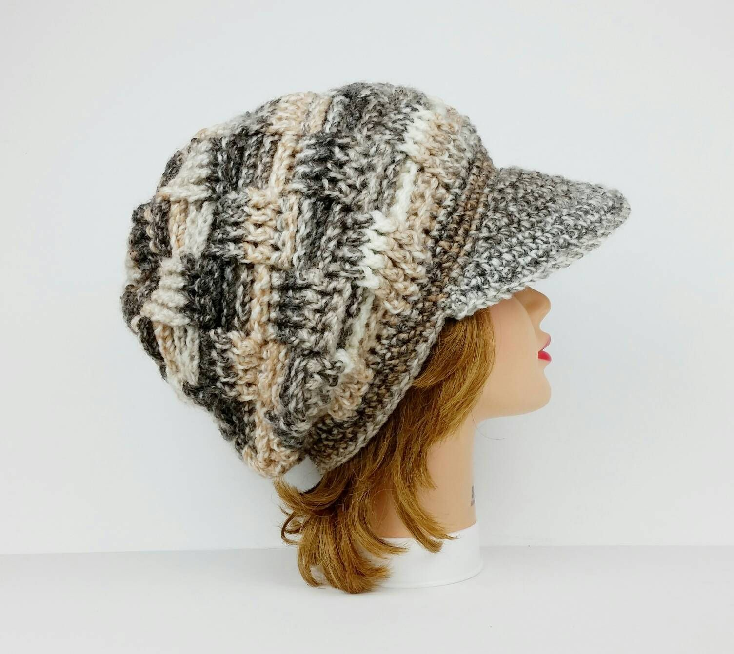 59b78214091 Women s Newsboy Hat