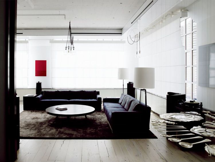 Penny Hay Interior Architect   NEW YORK, Tribeca Loft |