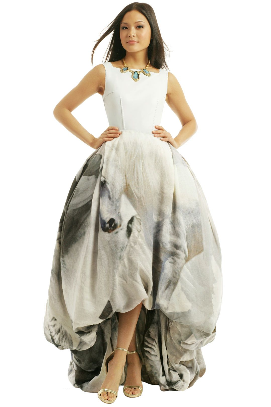 Pegasus Gown  Pinterest  Pegasus Gowns and Military ball