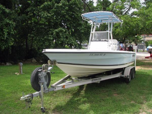 Used 2007 Century 2101 Bay Boat, Austin, Tx - 78734