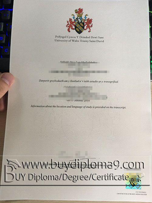 University of wales trinity Saint David degree, Buy diploma, buy