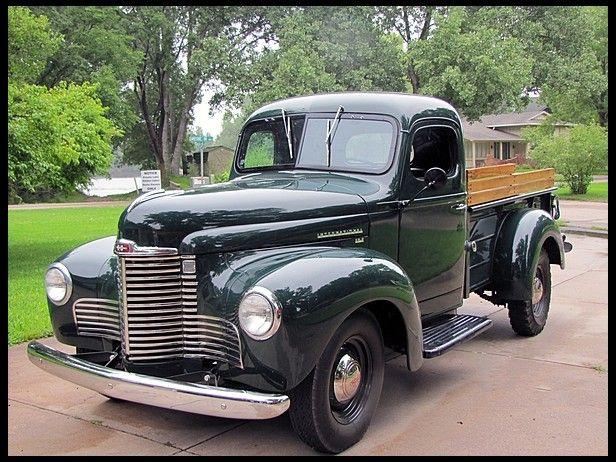 1947 International Pickup Mecumdallas Rides