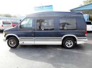Wheelchair Accessible For Sale With Images Wheelchair Van Van
