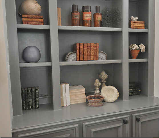 A Blog About Home Decor And Organization Bookshelves Built In