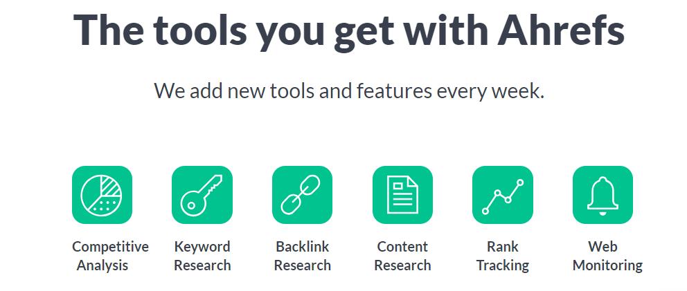 Ahrefs Keyword Explorer is a great multifunctional keyword