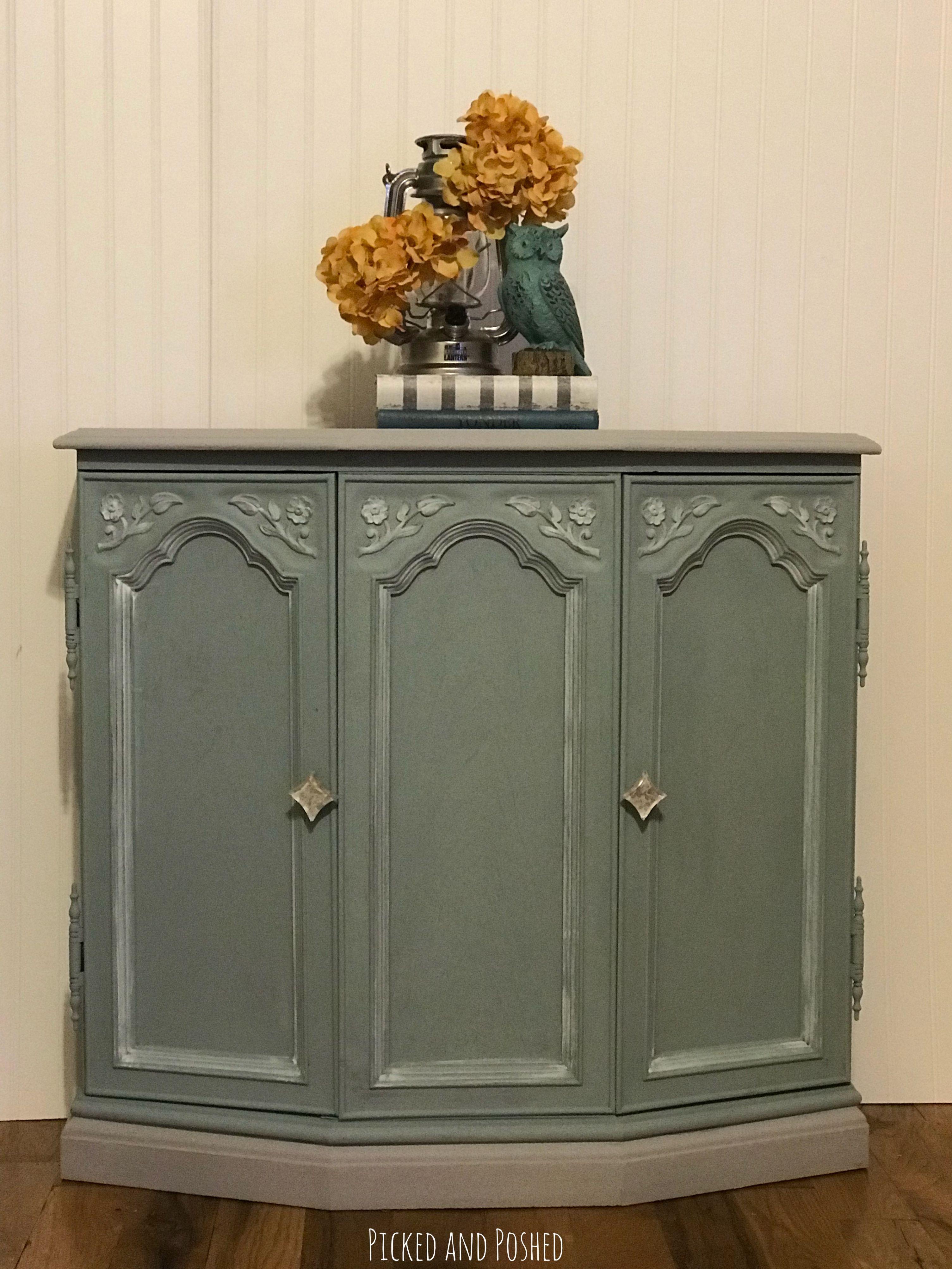 Furniture Ideas Annie Sloan Duck Egg Blue And Paris Grey