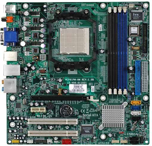 Hp And Compaq Desktop Pcs Motherboard Specifications Mcp61pm Hm Rh Pinterest: Mcp61pm GM Wiring Diagram At Anocheocurrio.co