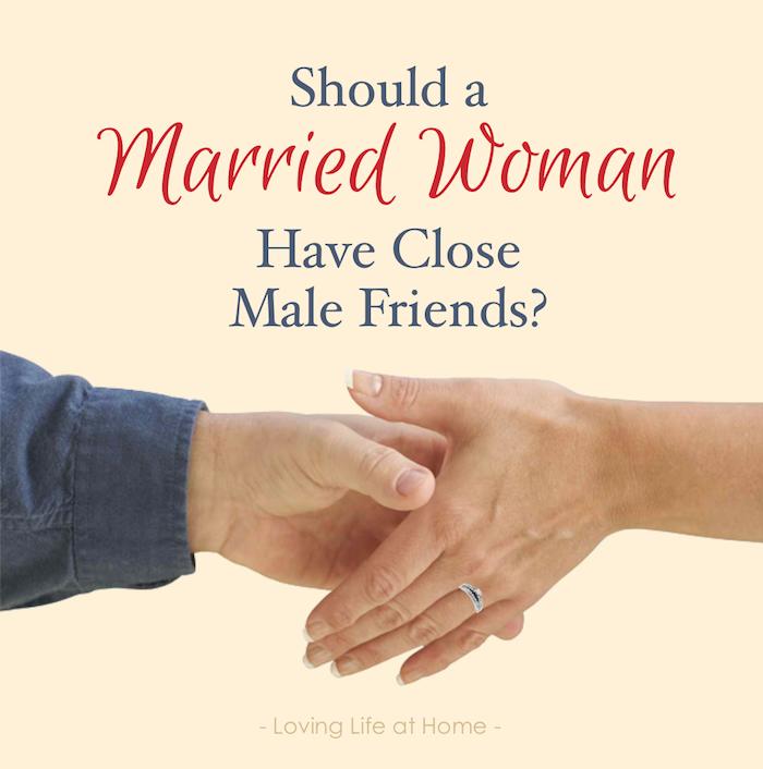 Married man single female friends
