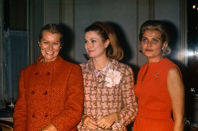 Grace Kelly and her sisters