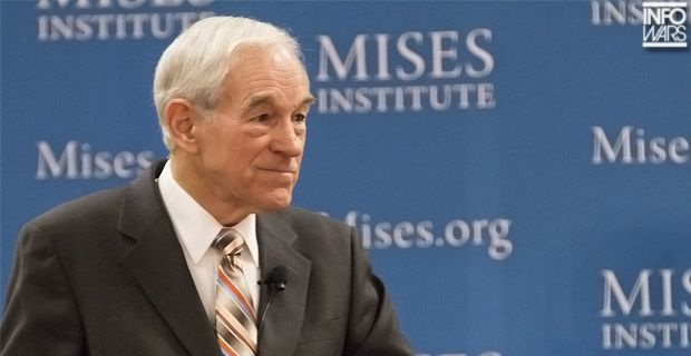 """RON PAUL INTERVIEW REFUTES WASHINGTON POST'S """"SECESSIONIST"""" CLAIM In an interview with Infowars, Ron Paul disproves Washington Post article"""