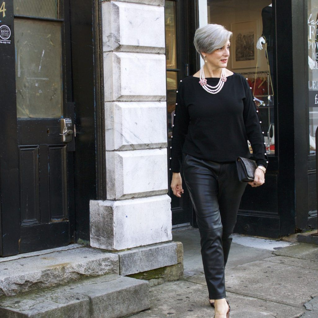 pearls and pumps   Style At A Certain Age
