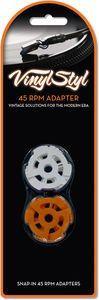 Vinyl Styl™ 45 RPM Adapter 10 Pack