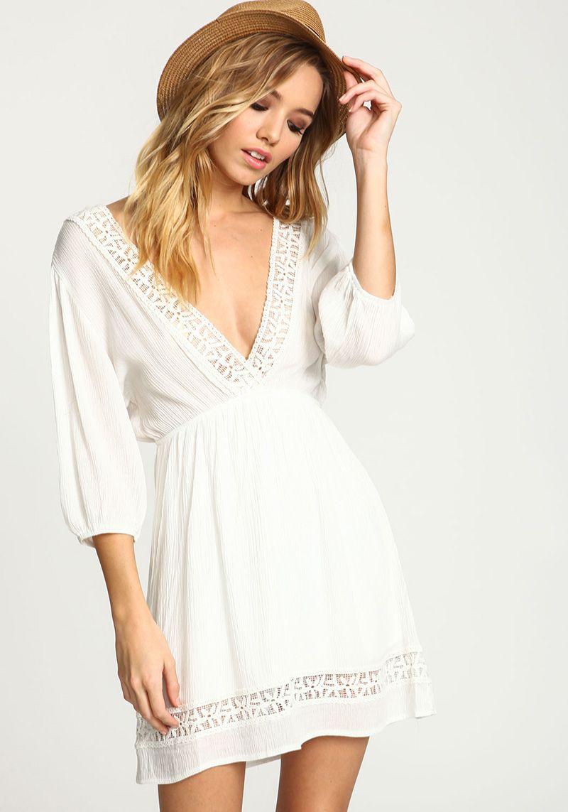 Little White Dresses Under 50 Little White Dresses Cocktail Dress Maternity Bohemian Style Dresses [ 1143 x 800 Pixel ]