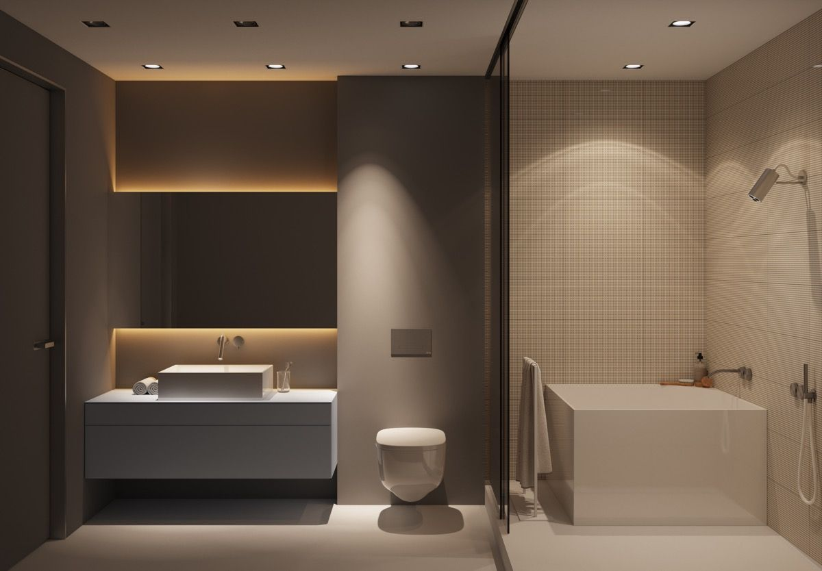 40 modern minimalist style bathrooms | baños | bathroom styling, inexpensive bathroom remodel