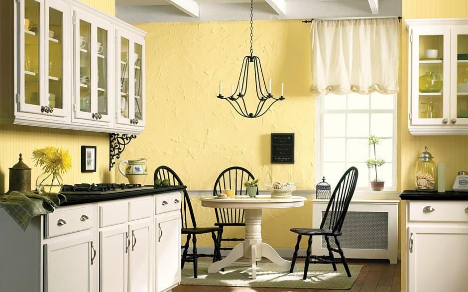 Kitchen Paint Color Selector The