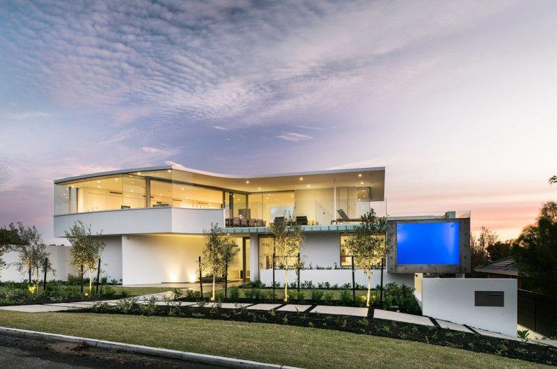 City Beach House In Perth, Australia | Modern house design ...