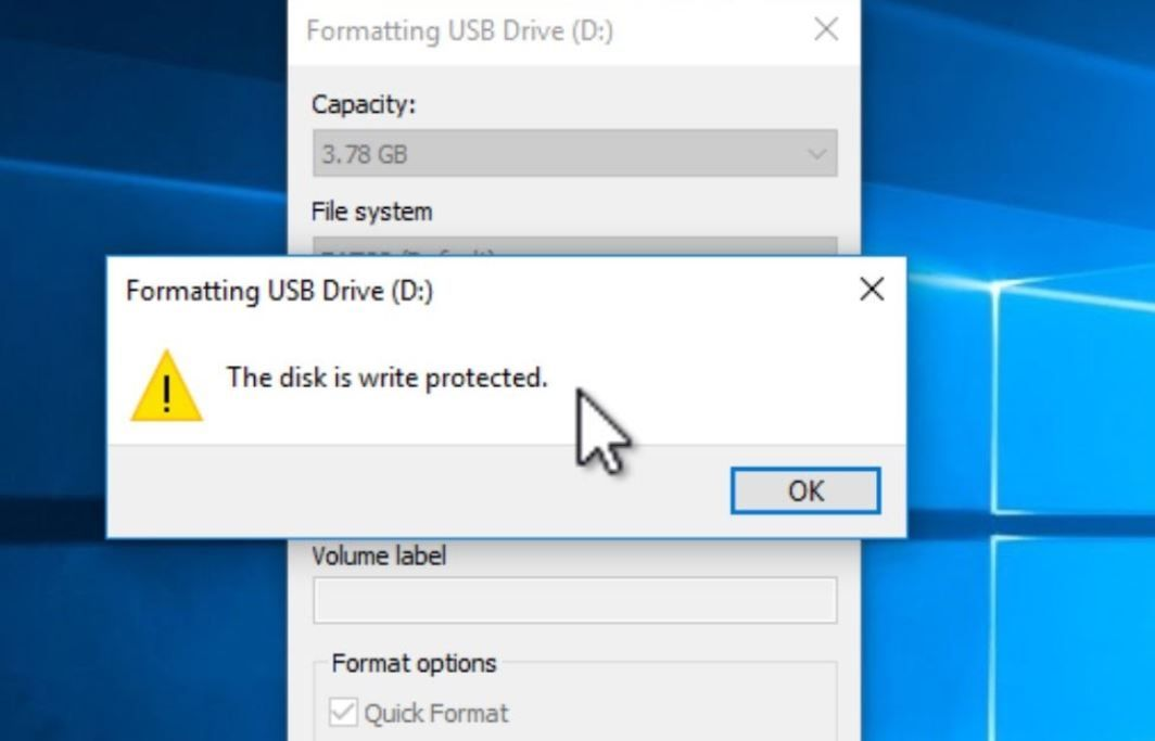 3 ways to Remove Write Protection From USB Pendrive 2018 | Windows