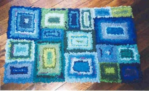 Proggy And Hooky Rugs Color Rugs Proddy Rugs Rug Hooking