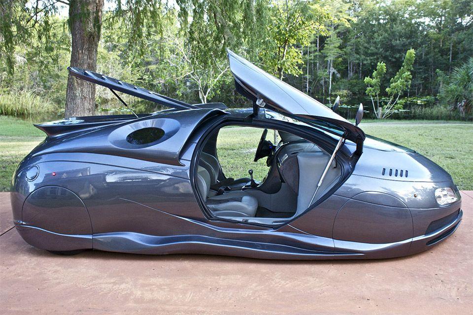 Extra Terrestrial Custom Built Cars On Display At Fall Florida Autofest