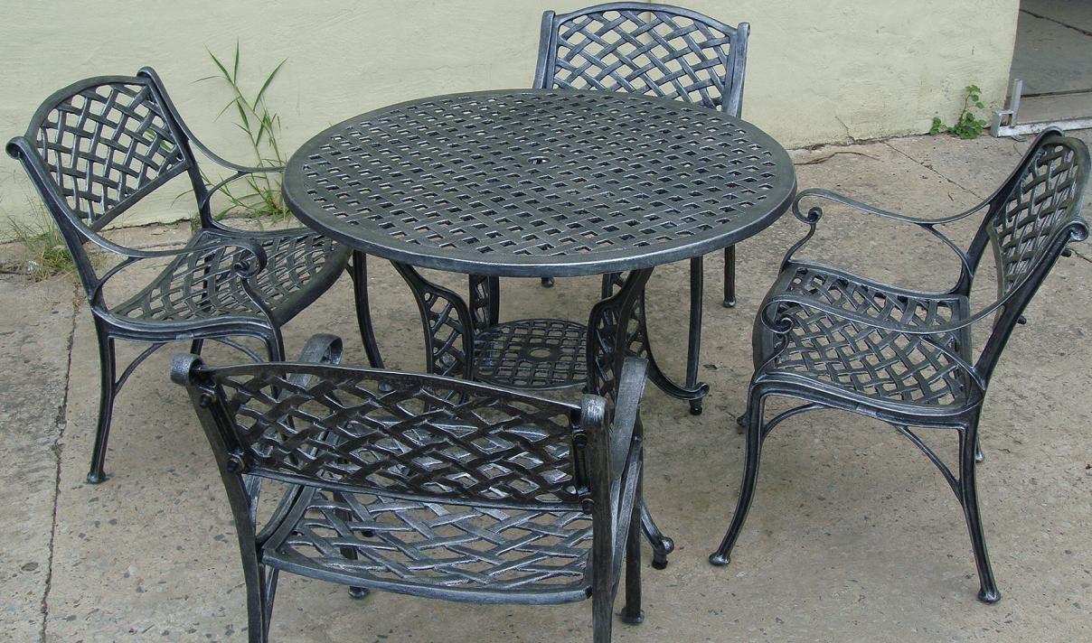 Aluminium Patio Furniture Durban  Aluminum patio furniture