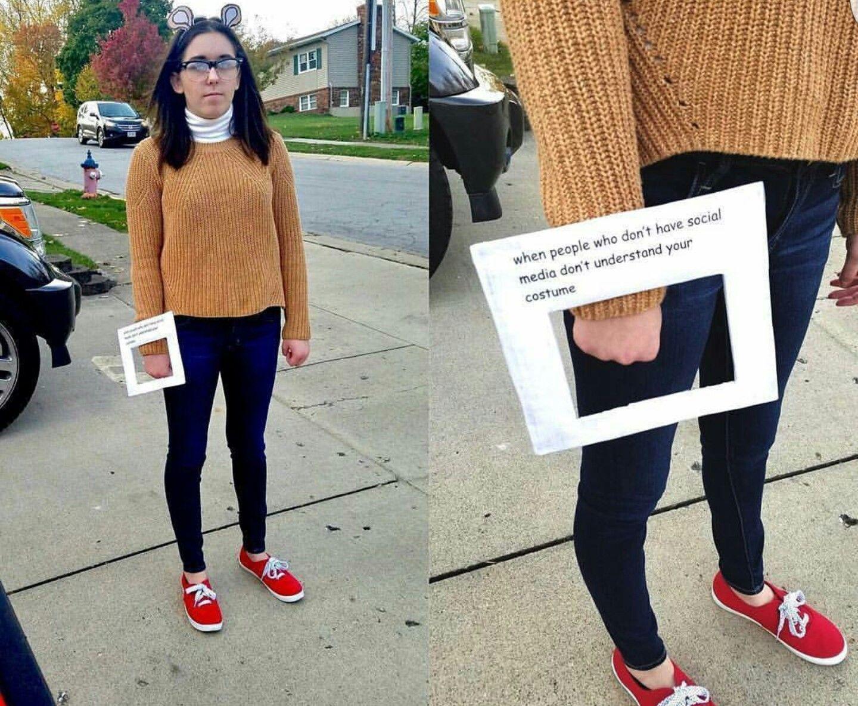 Meme Ideas To Dress Up As Meme Costume Stupid Funny Memes Pinterest Humor