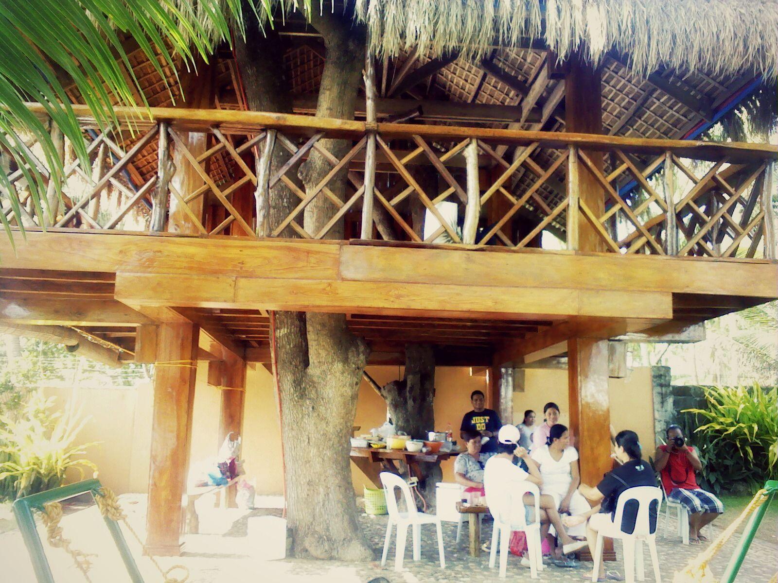 The beautiful  Tree House @ Baybayon ni Agalon. #Pinterest