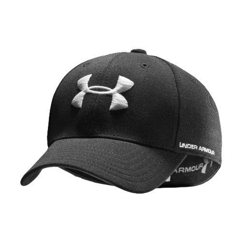 Under Armour Men S Ua Blitzing Ii Stretch Fit Cap All Types Of Colors Menstyle Fitted Baseball Caps Types Of Hats For Women Caps Hats