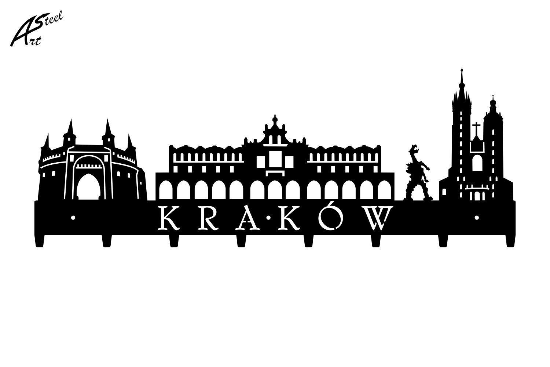 Krakow Krakow Haus Wieszak Na Ubrania