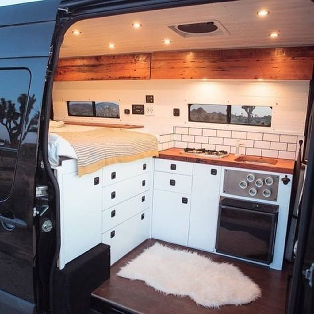 Photo of 10 Beautiful Camper Van Interior Ideas Dekorde.info