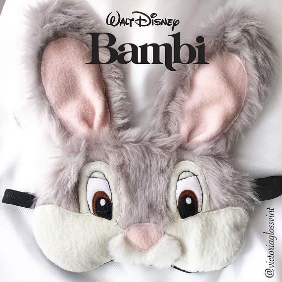 Sleep mask rabbit bambi best gift funny sleep sleep masks sleep mask rabbit bambi best gift funny sleep negle Choice Image