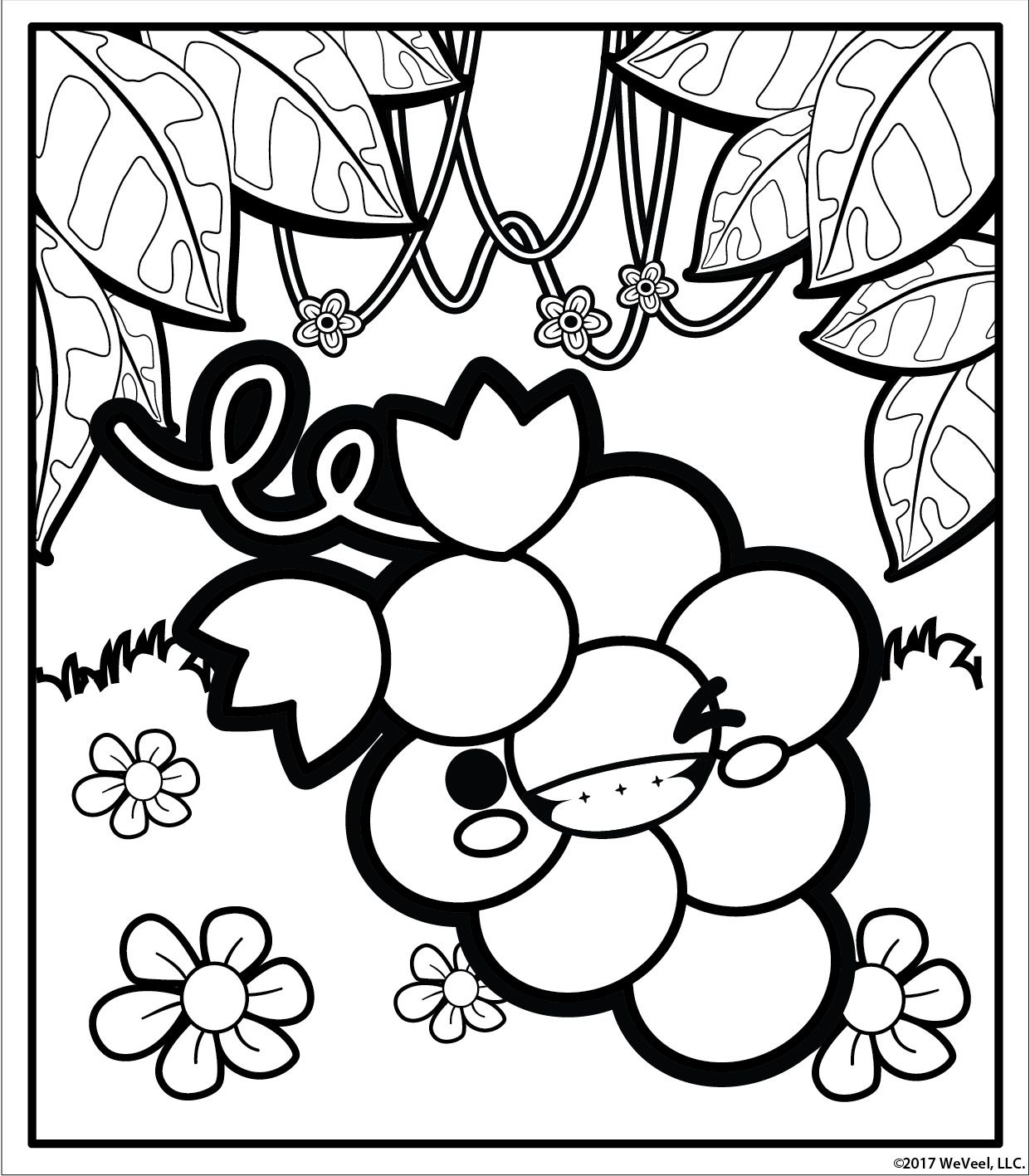 Coloring Pages for Girls Scentos Monster coloring