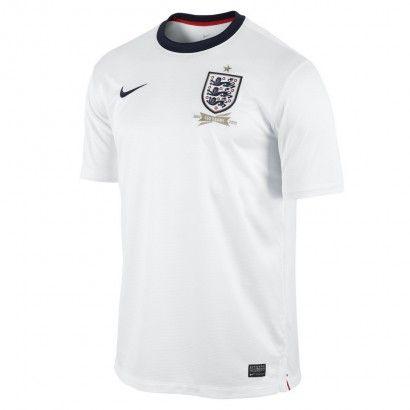 The Official England 201314 Home Replica Mens Football