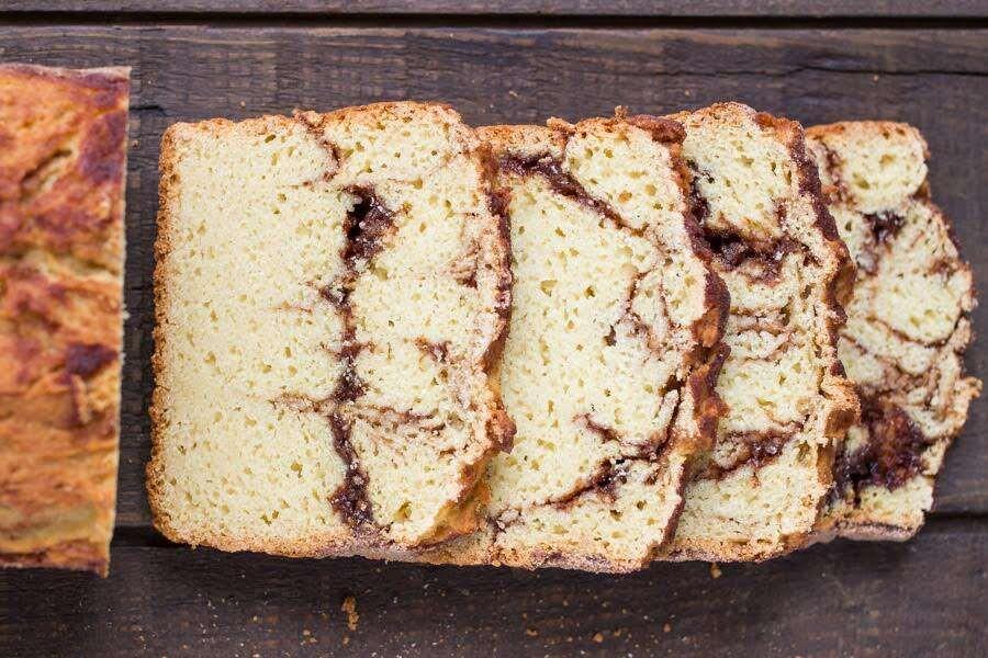 Search king arthur flour cinnamon swirl bread gluten