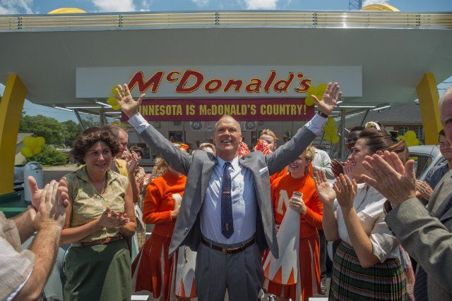 'The Founder' - starring Michael Keaton